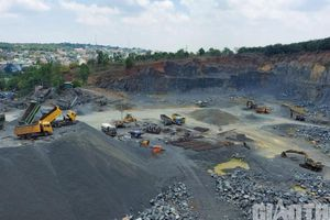 Đắk Lắk: Mỏ đá hết hạn ngang nhiên khai thác, Sở TN&MT chỉ đạo 'hỏa tốc'