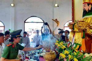 Linh thiêng lễ Giỗ Tổ Hùng Vương nơi cực Nam Tổ quốc