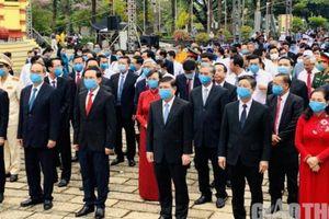 TP.HCM: Nhiều hoạt động ý nghĩa 'Hướng về Quốc Tổ Hùng Vương'