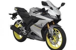 Yamaha YZF-R15 2021 ra mắt, thêm màu mới, giá 65 triệu đồng
