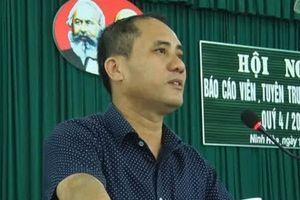 Tiến hành điều tra vụ một bí thư phường bị đâm tử vong ở Khánh Hòa