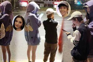 'Bắt gặp' Dương Mịch đi chơi cùng đạo diễn Quách Kính Minh, nhan sắc qua ống kính người đi đường thế nào?