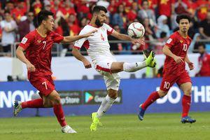 ĐT Việt Nam sẽ đá giao hữu với ĐT Jordan trước thềm vòng loại World Cup 2022