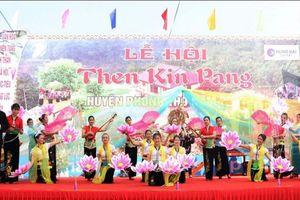 Độc đáo lễ hội Then Kin Pang huyện Phong Thổ năm 2021