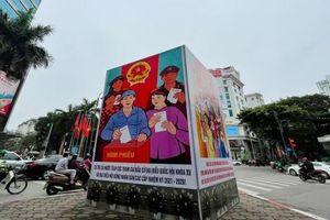 Bầu cử Quốc hội khóa XV: Xứng đáng là đại biểu tiêu biểu của nhân dân