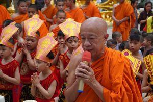 Chùa Kỳ Quang 2 tổ chức lễ giỗ Quốc Tổ Hùng Vương
