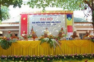Thượng tọa Thích Chơn Lý tái nhiệm chức Trưởng ban Trị sự Phật giáo thị xã Bình Long (2021-2026)