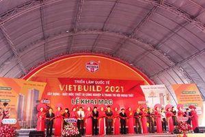 TP. Hồ Chí Minh: Hơn 200 doanh nghiệp tham gia triển lãm quốc tế VIETBUILD 2021