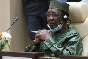 Vừa tái đắc cử, Tổng thống Chad đã chết trên tiền tuyến