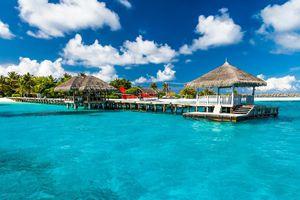 Khách du lịch được tiêm vaccine Covid-19 khi đến Maldives