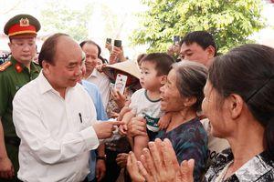 Chủ tịch nước: 'Đưa xã nông thôn mới kiểu mẫu Tứ Xã thành đô thị phù hợp với quy hoạch'
