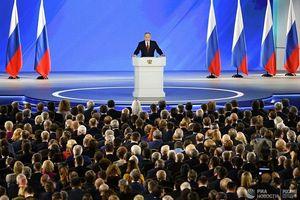 Nga sẽ đáp trả nhanh chóng và cứng rắn với những đe dọa về an ninh quốc gia