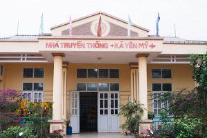 'Bảo tàng làng' - Nơi lưu giữ ký ức của người dân xã Yên Mỹ