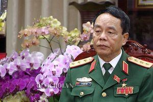 Thượng tướng Võ Trọng Việt được rút khỏi danh sách ứng cử đại biểu QH khóa XV