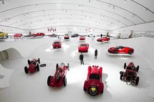 Có gì trong 5 bảo tàng xe hơi nổi tiếng nhất châu Âu?