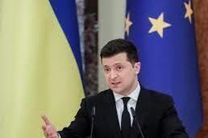 Căng thẳng với Nga, Tổng thống Ukraine kêu gọi quân dự bị nhập ngũ