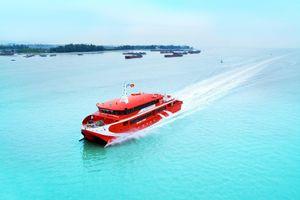 Người Sài Gòn có thể đi Côn Đảo bằng tàu cao tốc, giá vé 900 nghìn đồng/lượt