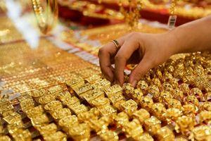 Giá vàng đảo chiều tăng lên sát mốc 56 triệu đồng/lượng