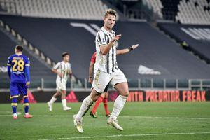 Ronaldo im tiếng trong ngày trở lại, Juventus phải nhờ đến hậu vệ để thắng đội đứng áp chót Serie A