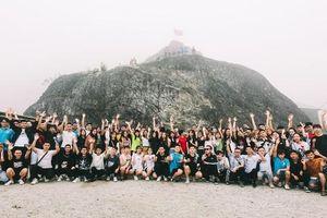 Chuyến dã ngoại đầy ắp kỷ niệm của sinh viên Trường Doanh nhân CEO Việt Nam