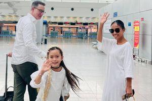 Ca sĩ Đoan Trang theo chồng ra nước ngoài sinh sống
