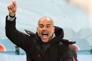 Man City tái lập khoảng cách 11 điểm với Man Utd