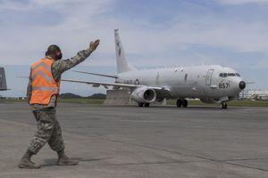 Máy bay Mỹ giám sát Trung Quốc diễn tập bắn đạn thật ở Biển Đông