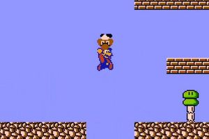 Xuất hiện phiên bản mới Super Mario Bros 2