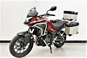 Honda CB400X ra mắt - dùng động cơ 399 cc, mạnh 44 mã lực