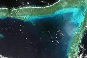 Phát hiện mới về tàu Trung Quốc neo đậu ở đá Ba Đầu