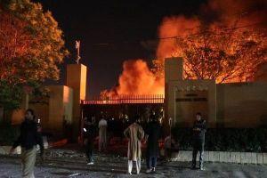 Bắc Kinh nói gì về vụ đánh bom khách sạn đón tiếp Đại sứ Trung Quốc tại Pakistan?