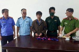 Nghệ An: Bắt đối tượng mua bán 6.000 viên ma túy tổng hợp trên tuyến biên giới