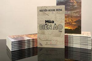 Ra mắt tập thơ 'Mùa biến ảo' của nhà thơ Nguyễn Quang Hưng