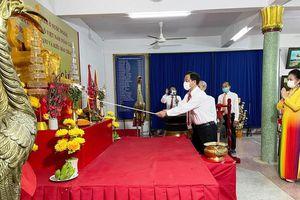 Kiều bào ở Udon Thani tổ chức Lễ Giỗ tổ Hùng Vương