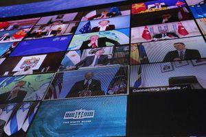 Khai mạc Hội nghị thượng đỉnh khí hậu: Nhiều nước lớn cam kết cắt giảm khí thải
