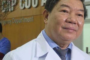 Vụ 'thổi giá' ở Bệnh viện Bạch Mai: Nguyên giám đốc bệnh viện nhận 'lại quả' gần 400 triệu đồng