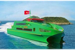 Khai thác trở lại tuyến tàu cao tốc Cần Thơ - Côn Đảo