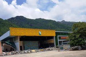 Khánh Hòa cưỡng chế các công trình 'chui'
