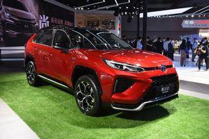 Ra mắt Toyota Wildlander 2021, 'uống' chỉ 1,1 lít xăng/100km