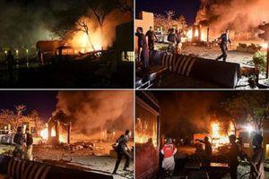 Toàn cảnh vụ đánh bom khách sạn có Đại sứ Trung Quốc tại Pakistan