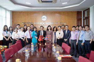 Đại học Kinh tế - Luật và ICAEW hợp tác đào tạo nhân lực Tài chính Kế toán theo chuẩn quốc tế