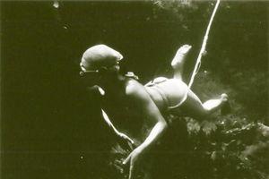 Phi thường hải nữ Ama Nhật Bản
