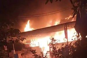 Yên Bái: Mâu thuẫn với vợ, người đàn ông phóng hỏa đốt nhà