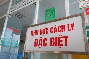 Covid-19 ở Việt Nam sáng 22/4: Thêm 6 ca mắc mới được cách ly sau khi nhập cảnh tại Thái Bình, Yên Bái; hơn 108.000 người đã tiêm vaccine