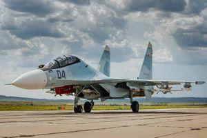 Hải quân Nga sẽ được bổ sung Su-30SM2 tối tân