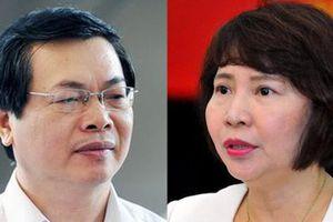 Cựu Bộ trưởng Vũ Huy Hoàng tiếp tục hầu tòa, bà Thoa vẫn bỏ trốn