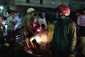 Đi chơi lễ, người dân Sài Gòn chật vật tìm chỗ gửi xe