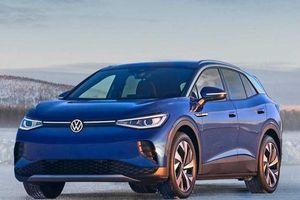 Ô tô Toàn cầu của năm 2021 gọi tên xe điện Volkswagen