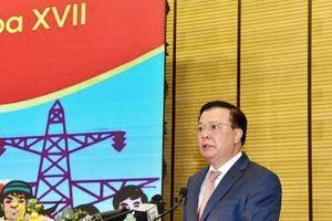 Bí thư Hà Nội Đinh Tiến Dũng: Siết chặt kỷ luật công vụ, chống quan liêu, sách nhiễu