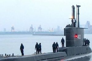 Tàu ngầm Indonesia mất tích: Type 209 - mẫu tàu ngầm Đức 'bán chạy như tôm tươi'
